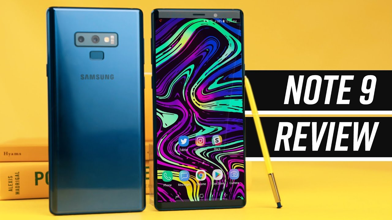 Note 9 Review: The Perfect Phone… Almost