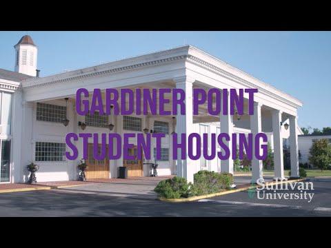 Student Housing at Gardiner Point - Sullivan University