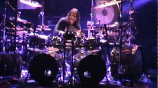 Mike Mangini - Drum Solo [Live in Assago Forum (Milan) 21-02-]