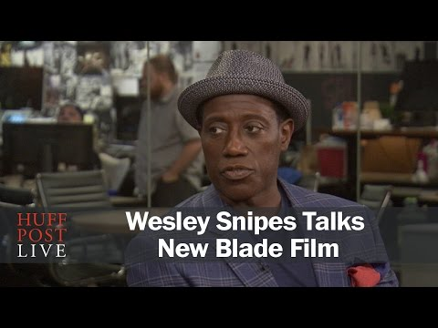 Wesley Snipes Says 'There's Always A Possibility' For Another 'Blade' Film