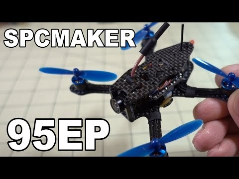 MD#93 🚁SPCMaker 95EP 😀