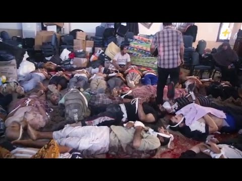 Egypt's Rabaa Massacre A 'Crime Against Humanity', Human Rights Watch Report Finds