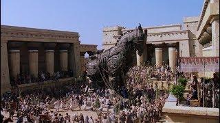 Как захватили Трою/Фрагмент из фильма Троя 2004/Troy 2004