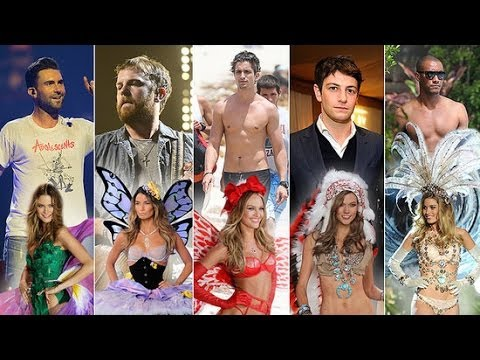 5 Sexy Men Who Wake Up Next to Victoria's Secret Angels! | POPSUGAR Feature