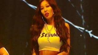 《SEXY》 제시(Jessi) - 센 언니(Ssenunni) @인기가요 Inkigayo 20150927