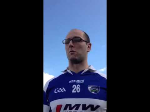 Dublin and Laois supporter.