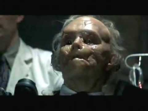 Hannibal Anthony Hopkins Silence of the lambs 2 Verger s death eaten by boars ( giant wild pigs )