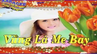 Karaoke Vùng Lá Me Bay (Chế)
