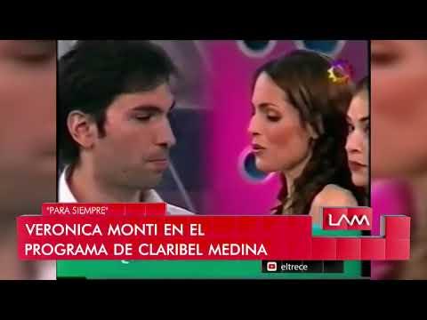 Veronica Monti, la novia de Sergio Denis, buscó novio en el programa de Claribel Medina