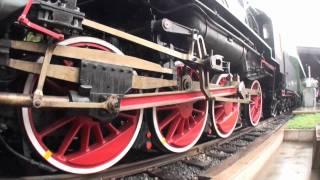 上海铁路博物馆(1) 屋外展示物 / Shanghai Railway Museum. 1