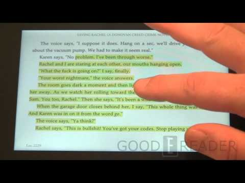 Amazon Kindle Fire HD 7 Hands on Review