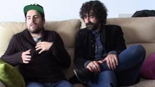 El caballero de los espejos - Entrevista Flesh ampliada