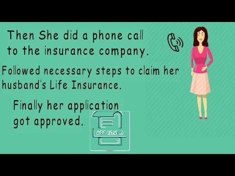 Life Insurance Animation Video