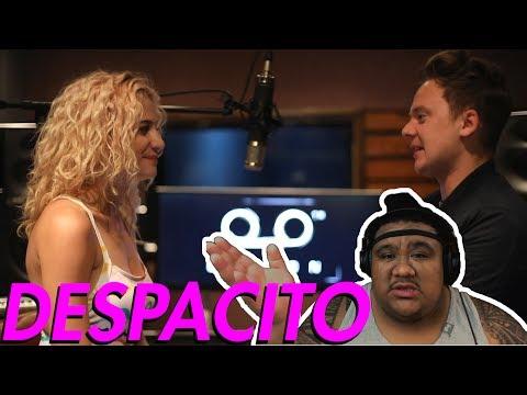 Conor Maynard & Pixie Lott - Despacito (Sing Off) [MUSIC REACTION]