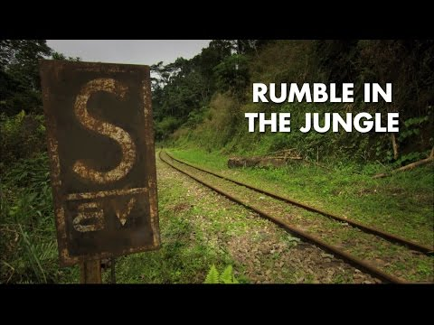 World's Most Extreme Railways - Congo-Ocean Railway (Part 2)
