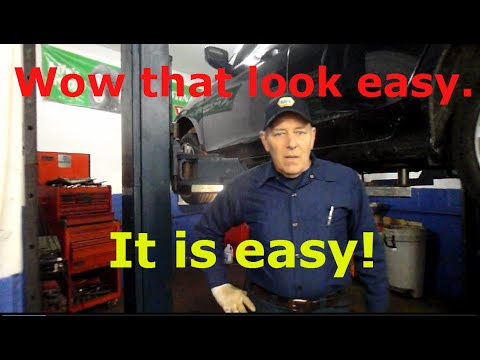 change  oil  filter    honda accord youtube