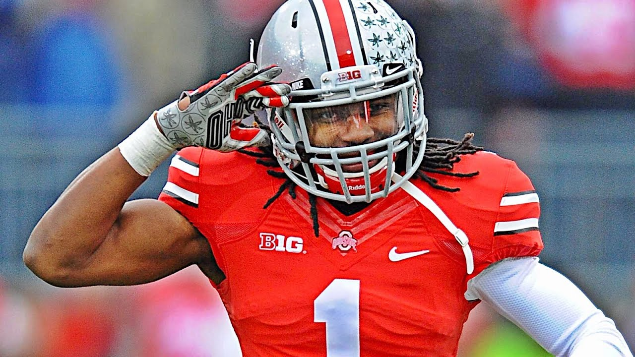 Ohio State Football Hd Wallpaper Bradley Roby Ohio State Highlights ᴴᴰ Youtube