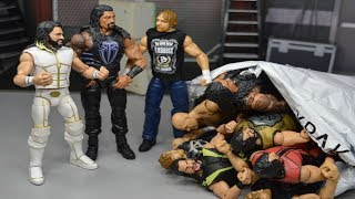 MASSIVE BAG FULL OF WWE FIGURES! HUGE HAUL!