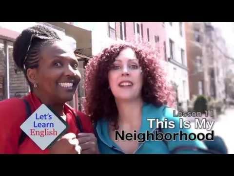 Tiếng Anh cơ bản bài 11: Đây là khu nhà mình!