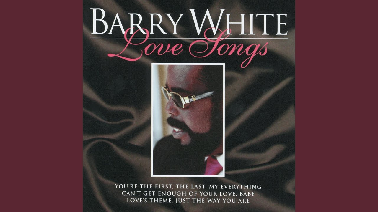Barry White: The First, The Last, The Everything Of Romantic