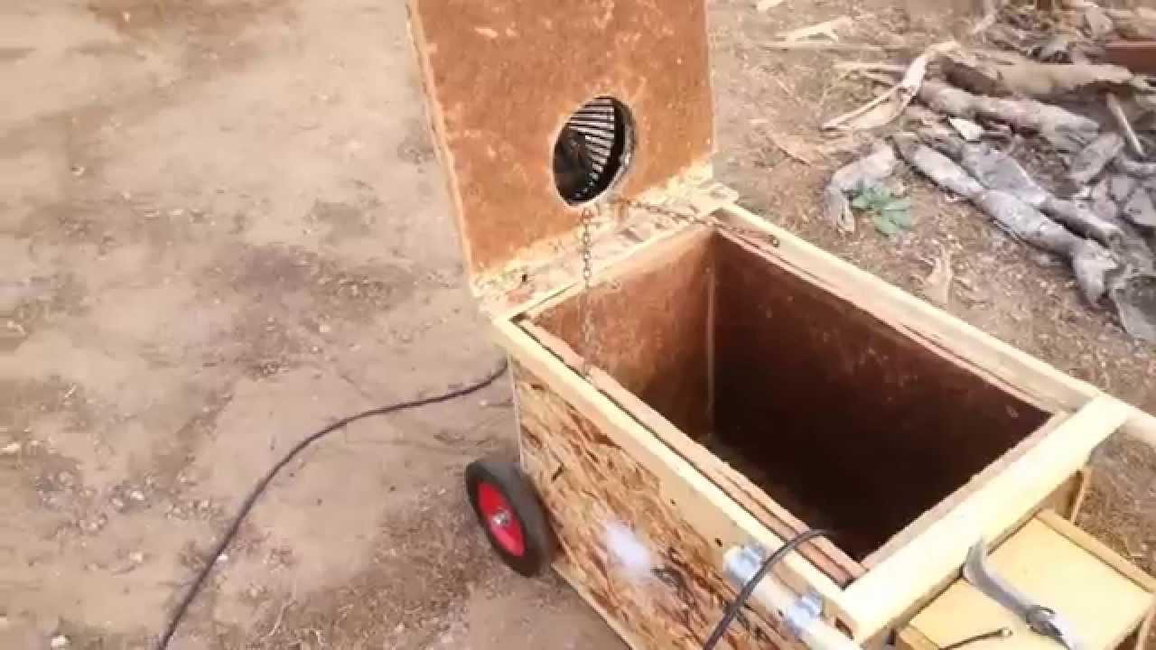 DIY Quiet Generator Box YouTube