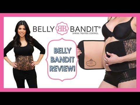 Belly Bandit Review! Does it REALLY shrink postpartum belly?