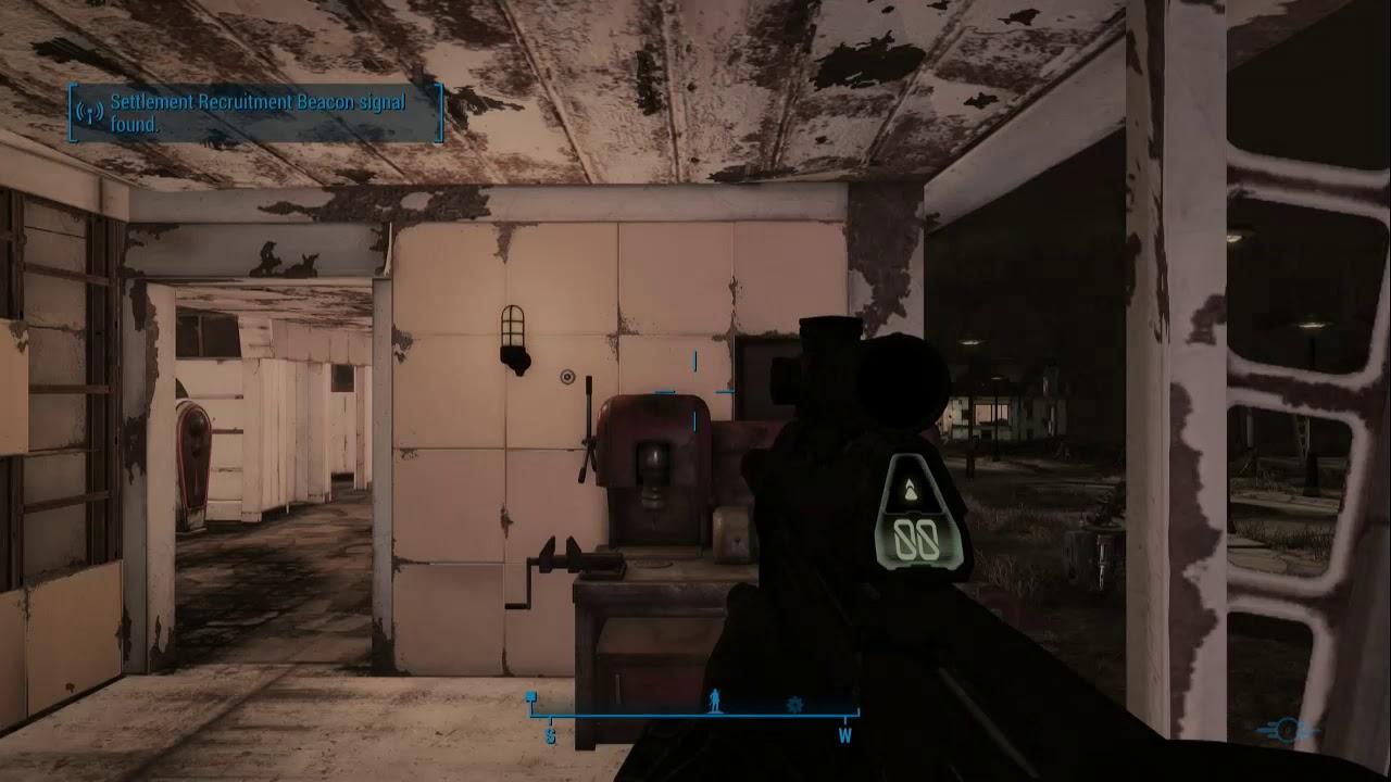 Fallout 4 (mods) - John - Spotlight On: Calamity Weathers - Part 2