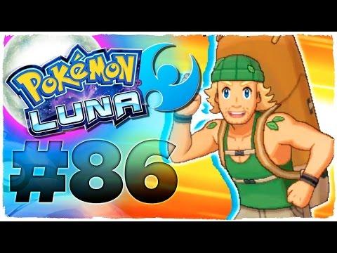 Pokemon luna episodio 86 postgame el bosque y los for Jardines de poni