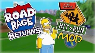 Road Rage Returns - The Simpsons Hit & Run Mod