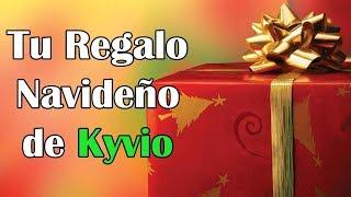 Mira tu regalo de NAVIDAD de Kyvio   Kyvio en español #Kyvio