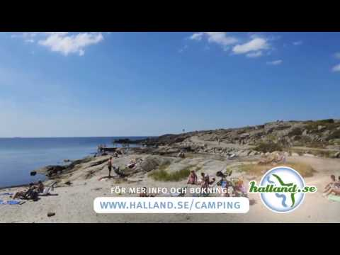 Campingfilm om Halland