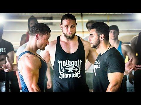 Men's Physique VS