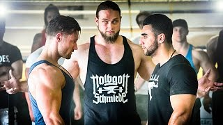 Men's Physique VS Street Workout - STRENGTH WARS 2k16 #14 thumbnail