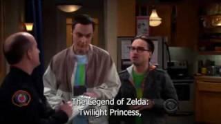 The Big Bang Theory - Robo de videojuegos y laptops - Subtitulado español thumbnail