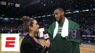 Khris Middleton after Bucks' Game 3 win over Celtics: 'We wanted to be the team to hit first'   ESPN