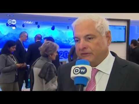 Ricardo Martinelli, Presidente de Panamá | Davos 2013