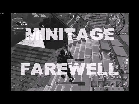 Mintage Farewell - Fortnite Montage