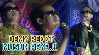 GUYON MATON CAK PERCIL CS ft DEMY  - 22 JUNI 2017 - WONOGIRI