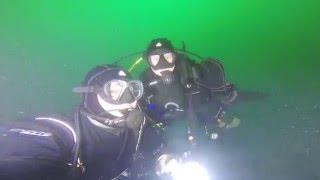 dive on the hmcs annapolis and halkett wall with sea dragon charters