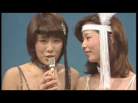 1977.11.28 Pink Lady - Unusual short performance D01P09 ピンク・レディー 52.11.28