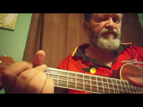 MY BOY LOLLIPOP - Millie Small, left-hand SKA ukulele lesson, chords, track play-a-long