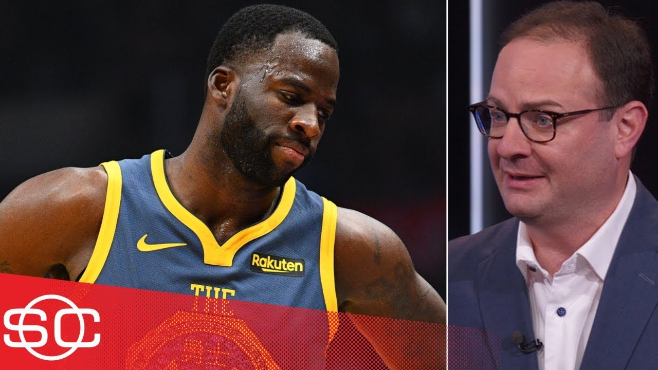 Woj: Draymond Green suspension has potential ramifications for Warriors | SportsCenter
