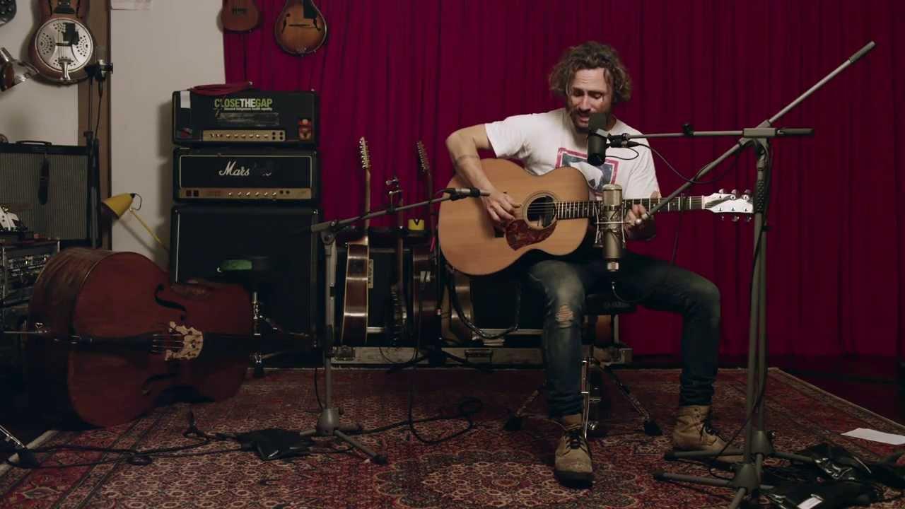 John Butler Trio Young Wild Acoustic In Studio
