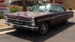 1965 Plymouth Fury Sport, Two Door Coupé, For Sale in Avondale Arizona