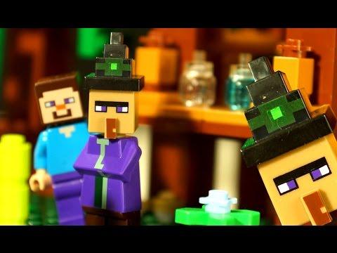 Кока Все Серии - Лего Майнкрафт 2017 + Мультики - Lego Minecraft 2017