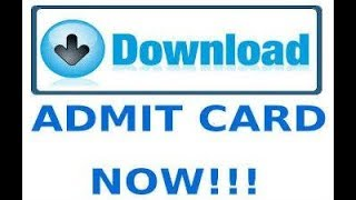 Download admit card/how can download admit card/aktu/mba aktu/all classes for aktu