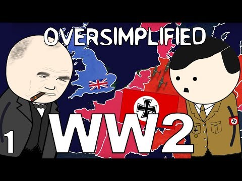 WW2 - OverSimplified