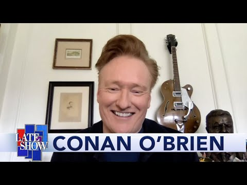 Conan O'Brien And Stephen Colbert Both Have Family Ties To College Of The Holy Cross