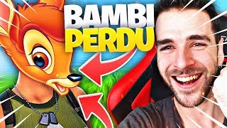 THIS SKIN BAMBI ME SURPRISE! Game Chill FORTNITE BATTLE ROYALE