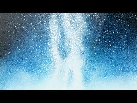COSMIC NIGHT LIGHT | Soft Pastels Speedpaint